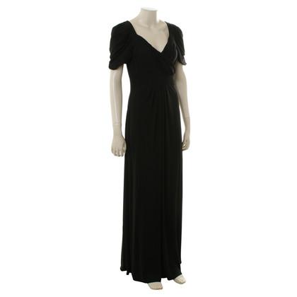 Elie Saab Abendkleid in Schwarz