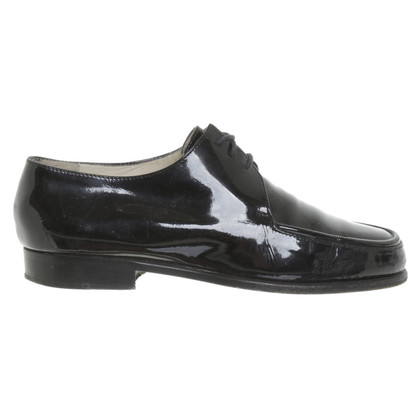 Prada vernice Lace-up
