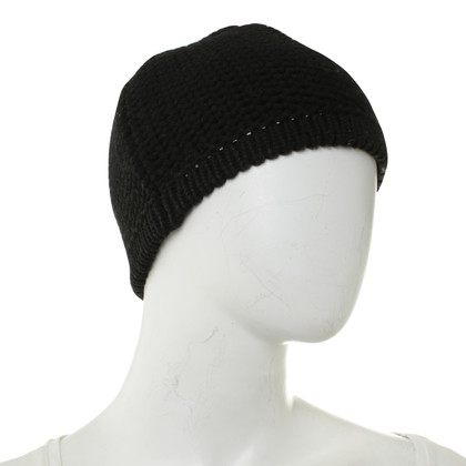 Gucci Knit Beanie in nero