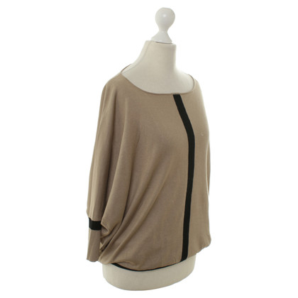Paule Ka top with bat sleeves