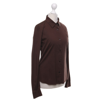 Jil Sander Blouse in brown