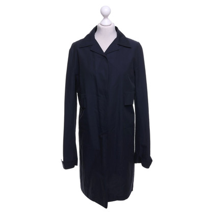 Costume National Coat in donkerblauw