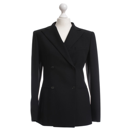 Chanel Classic Blazer in black