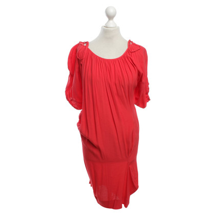 Vivienne Westwood Oversize dress in red