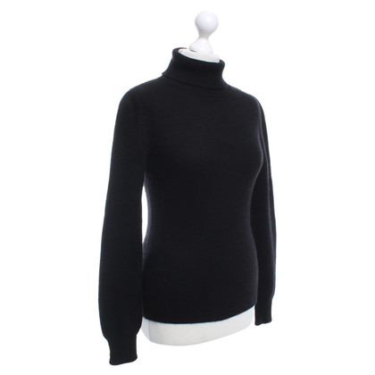 Céline Pullover in black