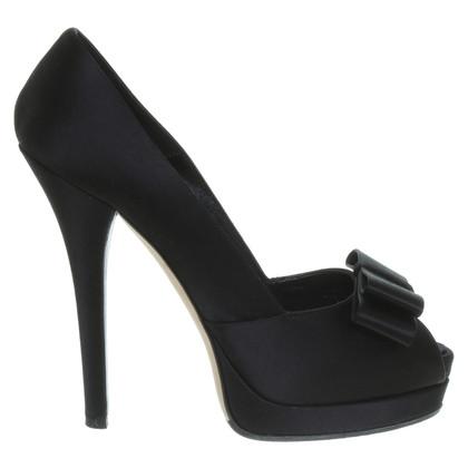Fendi Peep-toes in black