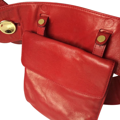 Malo Bumbag in rosso