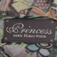 Princess goes Hollywood Bluse mit Muster