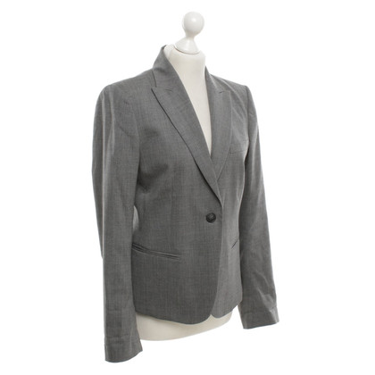 Theory Blazer in Gray