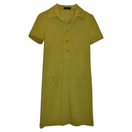 Prada Green dress
