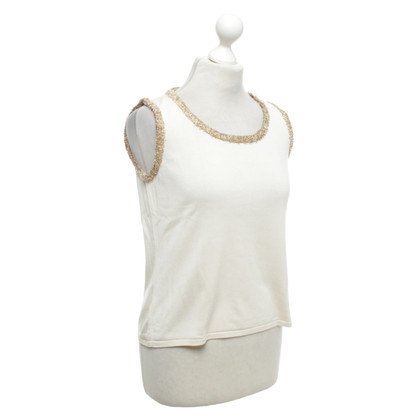 Escada Top in beige