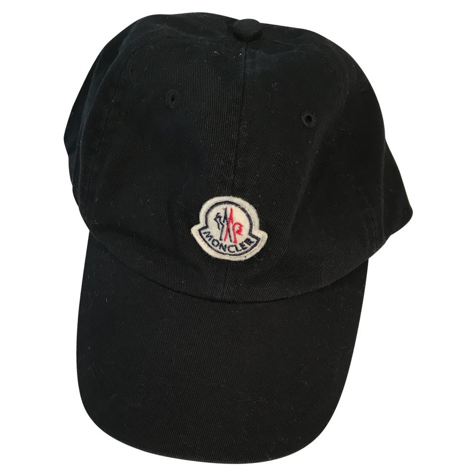 moncler cap schwarz
