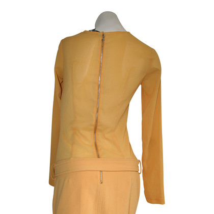 Elisabetta Franchi Yellow dress