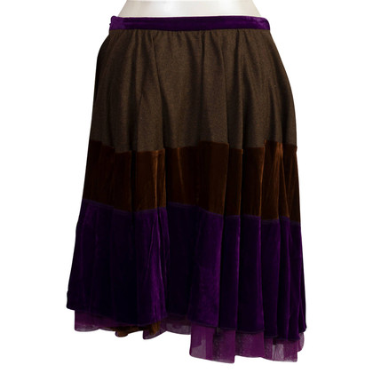 Etro Multicolour skirt