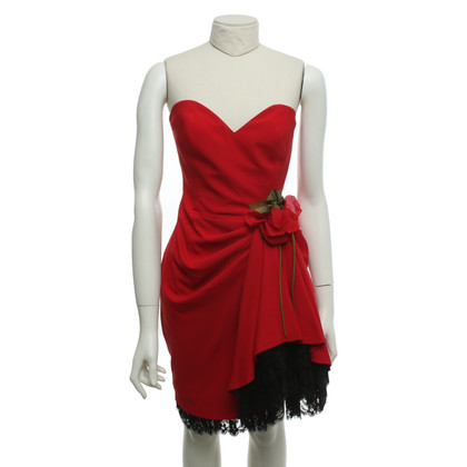 Moschino Dress in red