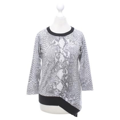 Karen Millen Sweater with pattern