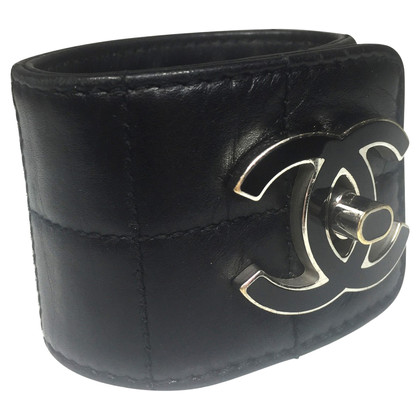 Chanel Calf leather strap