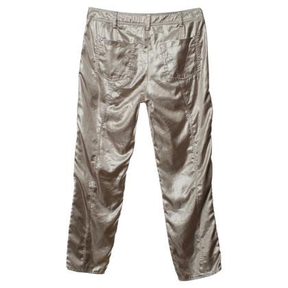 Marc Cain Zilveren broek