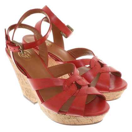 Ash Sandals with wedge heel