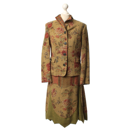 Etro Patterned costume