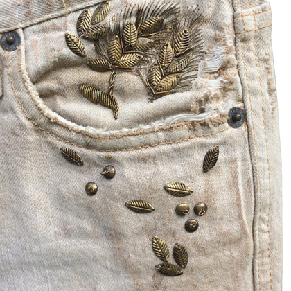 Ralph Lauren Bestickte Jeans