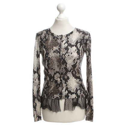 Moschino Cardigan in tulle