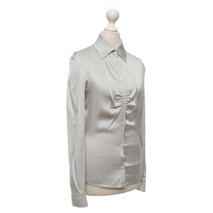 Armani blouse Satin