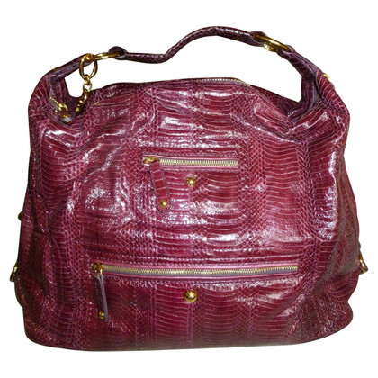 Tod's Shoulder bag in Bordeaux