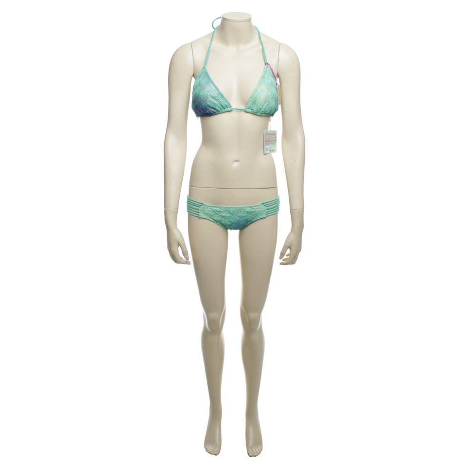 luli fama bikini mit spitze second hand luli fama bikini mit spitze gebraucht kaufen f r 76 00. Black Bedroom Furniture Sets. Home Design Ideas