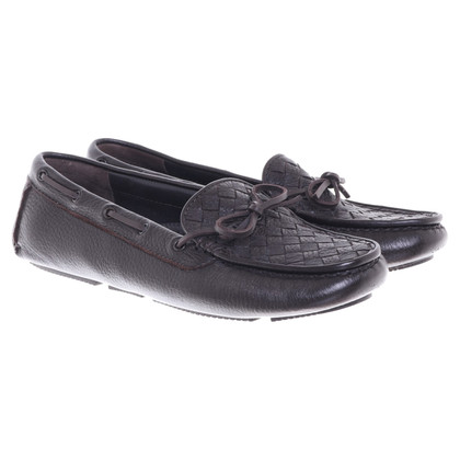 Bottega Veneta Leather moccasins