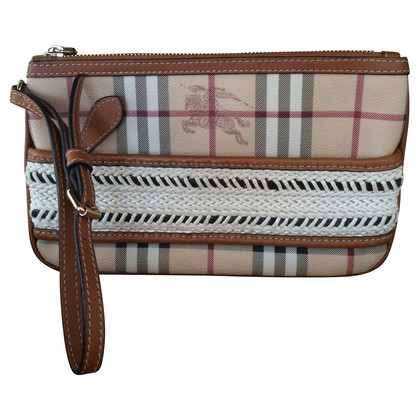 Burberry clutch Tasche