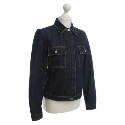 Strenesse Blue Giacca di jeans blu scuro