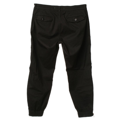 J Brand Pantaloni in marrone scuro