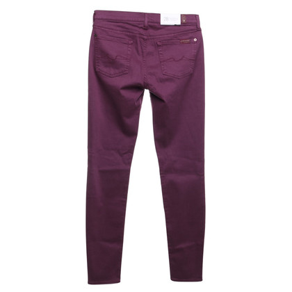 7 For All Mankind Jeans in Lila