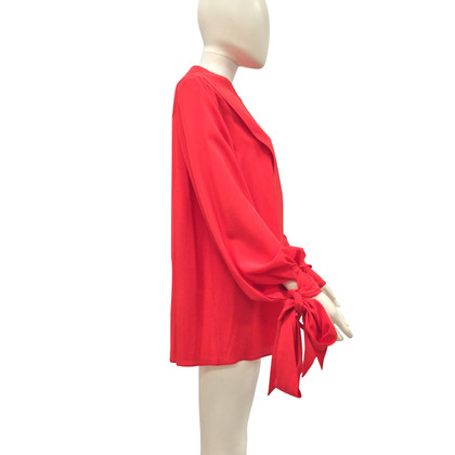 Givenchy Blusa in rosso