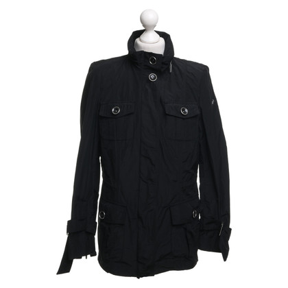 Airfield Jacket in black