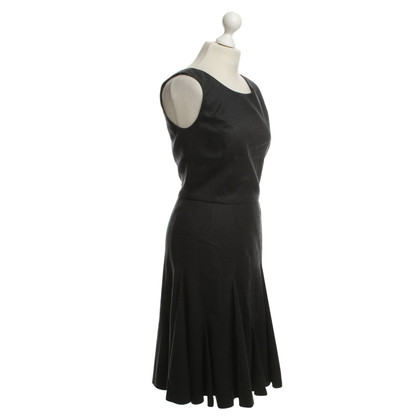 Oscar de la Renta Wool Dress