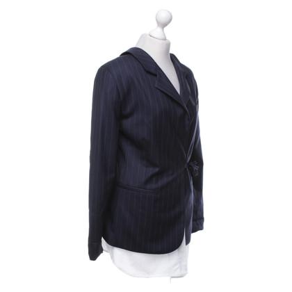 Other Designer Jacquemus - Pinstriped blazer