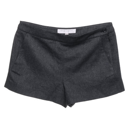 French Connection Pantaloncini in grigio