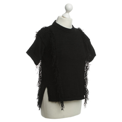 Michael Kors top with fringes