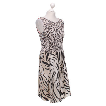 Marc Cain Cocktail dress with animal print