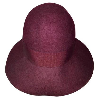 Stella McCartney Il cappello di stile inglese
