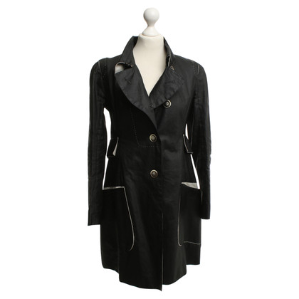 Paule Ka Trenchcoat in Schwarz