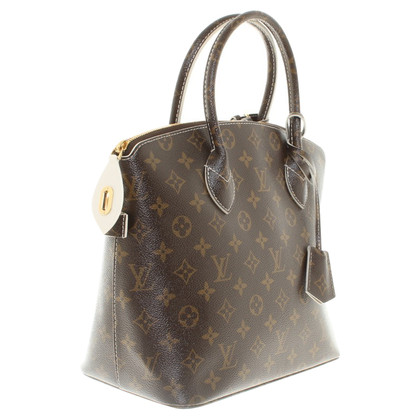 Louis Vuitton '' Fetish Lockit Monogram Shine Canvas ""
