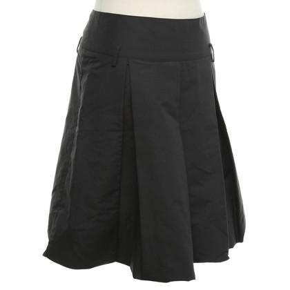 Patrizia Pepe skirt in black