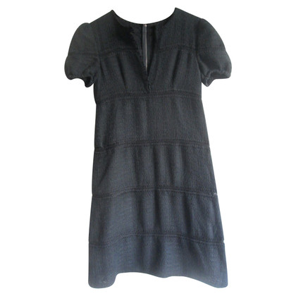 Dolce & Gabbana tweed cotton dress