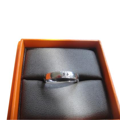 Hermès Ring aus Weißgold