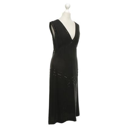 Michael Kors Black dress with pearls