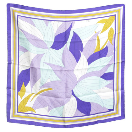 Emilio Pucci Silk scarf in multicolor