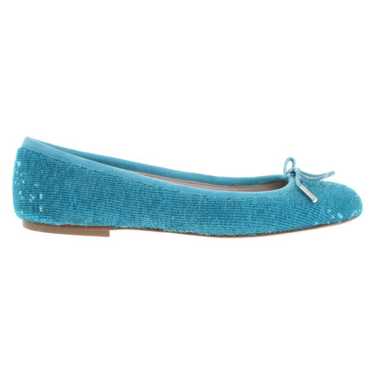 Le Silla  Ballerinas in blue